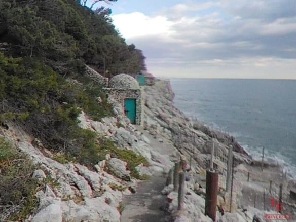 Вилла с видом на море в Сан-Феличе-Чирчео | Недвижимость Италии