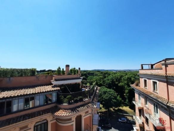 Квартира в центре Рима рядом с Парком Вилла Боргезе | Недвижимость Италии