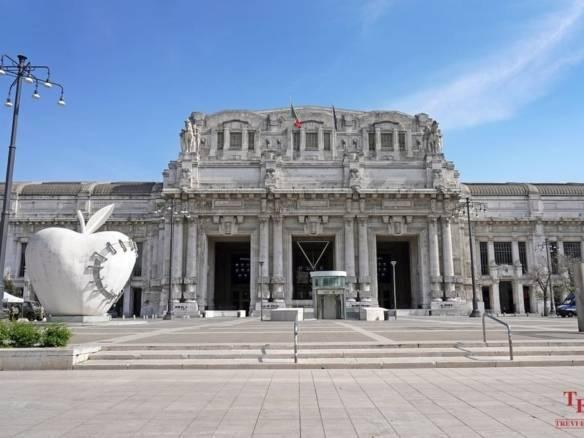 Современный отель 4 звезды в центре Милана   Недвижимость Италии