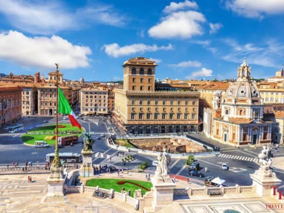 Отель 5* в историческом центре Рима | Недвижимость Италии