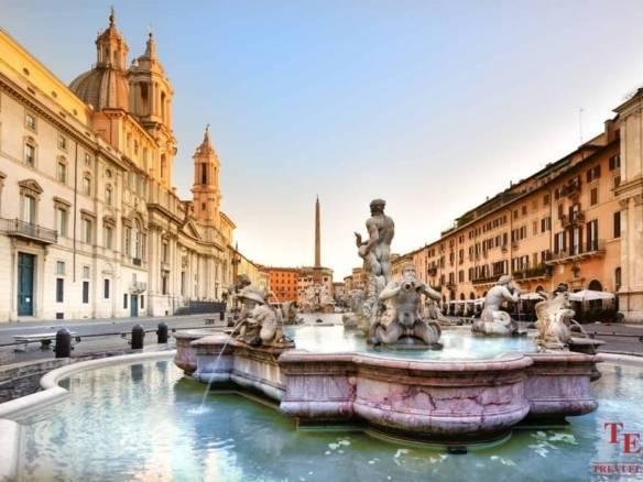 Отель 3 звезды в историческом центре Рима | Недвижимость Италии